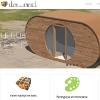 Ikowood, construction en bois.
